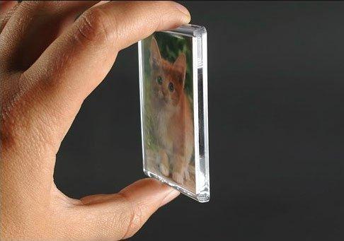 Акриловые магниты (в пластиковом кейсе)